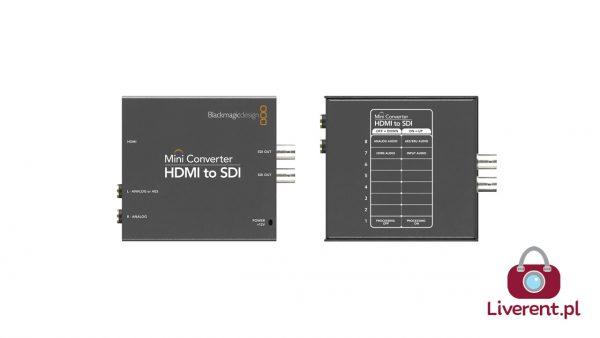 Blackmagic Design Mini Converter HDMI to SDI